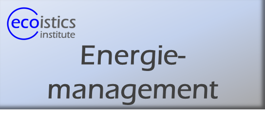 Energiemanagement, ecoistics.institute