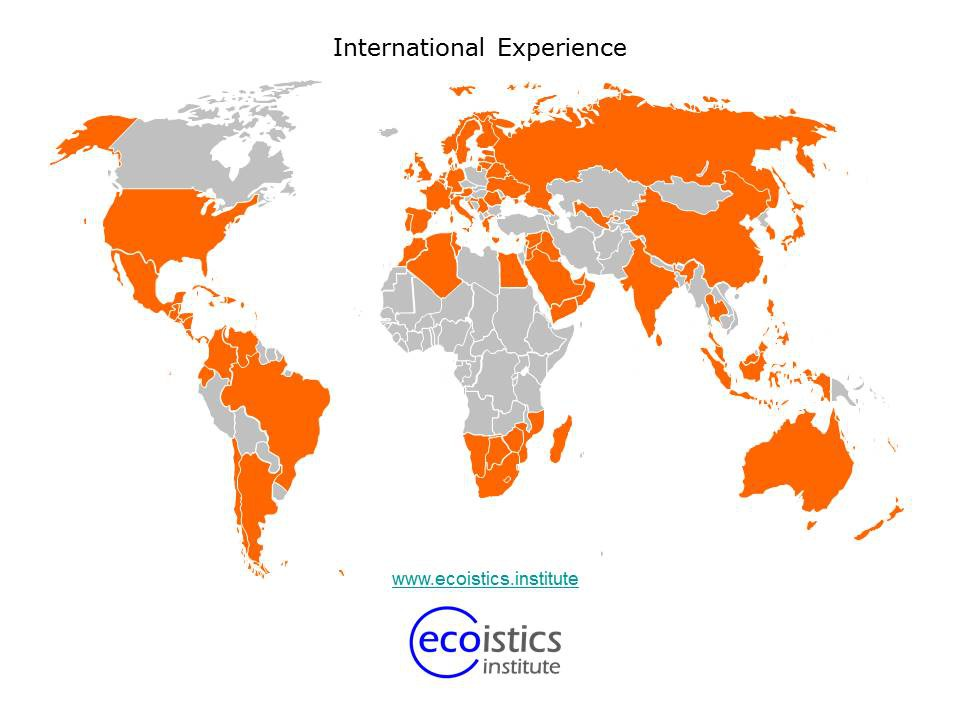 ecoistics.institute_international experience_gregor weber