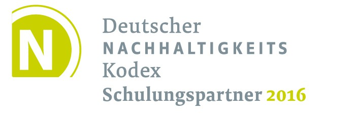 DNK-Schulungspartner 2016 - ecoistics.institute